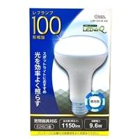 オーム LEDレフ形電球 LDR10D‐WA9