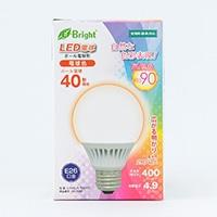 オーム LEDミニボール球 LDG5L−G7DAS20