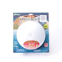 オーム電機 LEDミニシーリング LE-Y8DK-WR