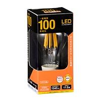 LED電球 フィラメント E26 100形相当 LDA12L C6