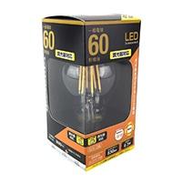 LED電球 フィラメント E26 60形相当 調光器対応 LDA6L/D C6