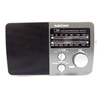 AM/FMポータブルラジオ
