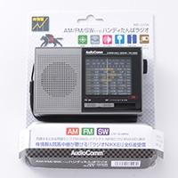 ハンディ短波ラジオ RAD−S520N