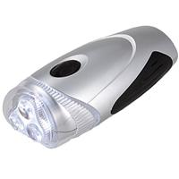 ダイナモLEDライト  LED-D02-D02S