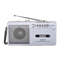 オーム電機 AudioComm ラジカセ AM/FM RCS-331Z 07-8378