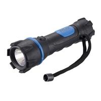 オーム電機 LEDラバーライト 70lm LHP-R07A7 07-8741