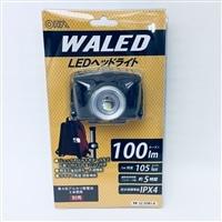 LEDヘッドライト100 黒