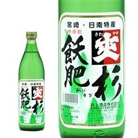 飫肥杉 芋焼酎 20度 900ml【別送品】