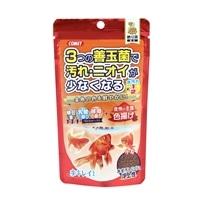 金魚の主食納豆菌色揚小粒90g
