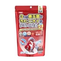 金魚の主食納豆菌色揚中粒200g