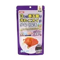 らんちゅうの主食納豆菌沈下中粒200g