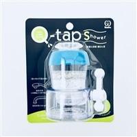 Q−tap シャワー  ブルー