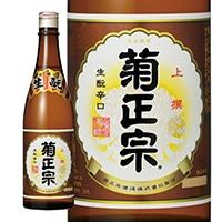 菊正宗 上撰 本醸造 720ml【別送品】