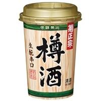 菊正宗 樽酒 ネオカップ 180ml【別送品】