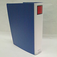 キングジム ドッチファイル A4 タテ型 5cm 2475GX