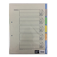 キングジム カラーインデックス 907-2K A4-S 2個組