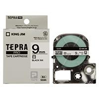 キングジム テプラ PRO テープ SS9K 9mm 白