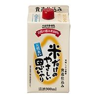 米だけのやさしい思いやり 900mlパック【別送品】