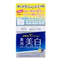 コーセーコスメポート モイスチュアマイルド ホワイト 薬用 美白パーフェクトジェル