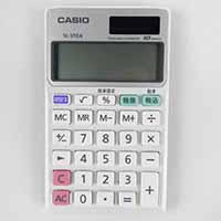 カシオ 手帳型電卓 10桁 SL-310A-N