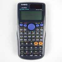 カシオ10桁関数電卓 FX-375ES-N