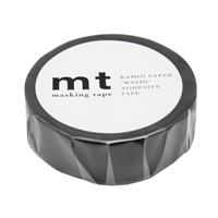 【trv・数量限定】mt マスキングテープ マットブラック
