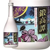 しそ焼酎 鍛高譚 20度 720ml【別送品】