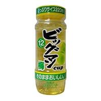 ビッグマンカップ 梅 12° 220ml【別送品】