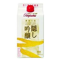 濃姫の里 隠し吟醸 パック 清酒 900ml【別送品】