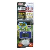 GEX ミニミニデジタル水温計 DT-15