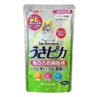 GEX うさピカ 毎日のお掃除用詰替 280ml