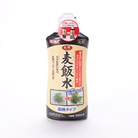 天然麦飯水 500ml