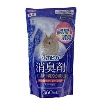 うさピカ消臭剤 ヒノキの香り 詰替360ml