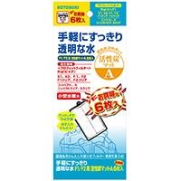KOTOBUKI プロフィットフィルター F1/F2用 活性炭マットA 6枚入