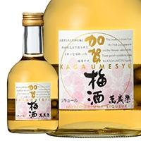 萬歳楽 加賀梅酒 300ml【別送品】