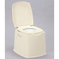 <トンボ>ポータブルトイレS型(BE)