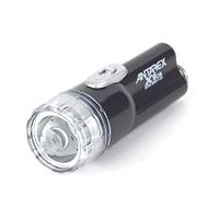 445881LED防水ライト黒 X1