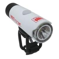 CATEYE(キャットアイ) バッテリーライト VOLT100XC (ボルト100XC) HL-EL051RC ホワイト 70486