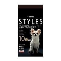 スタイルズ 犬種別 やわらか半生フード 10歳以上 チワワ用 1.2kg
