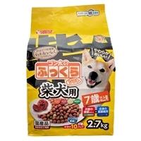 ゴン太のふっくらソフト 柴犬用 7歳以上用 2.7kg