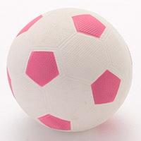 わんわんサッカー ピンク