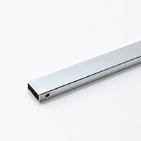 SB−32 Sバー スチール クローム角900mm