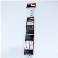 ステン棚柱白 2本入り PG-409 1819mm