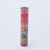 シヤチハタ ファーバーカステル 丸缶 色鉛筆 12色