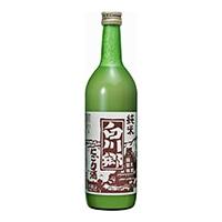 白川郷 純米にごり酒 720ml【別送品】