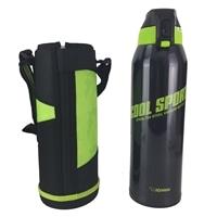 象印 ステンレスクールボトル 1.5L グリーンブラック SD-FA15-BG