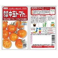あまうま中玉トマトシンディーオレンジ