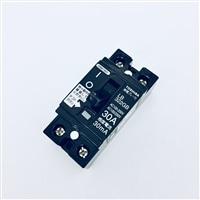 東芝小型漏電ブレーカー2P2E 30A30MA/LB322GB 30A 30MA