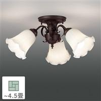 シャンデリア3灯4.5畳 LEDC88031−3G