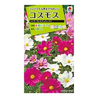 花の種 コスモス ソナタプレミアムミックス